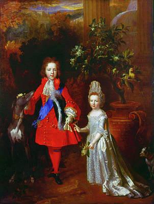 James Edward (1688-1766) Poster