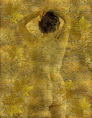 Jenni Poster by Kurt Van Wagner