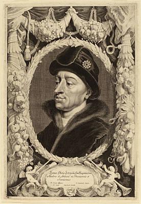 Jonas Suyderhoff After Pieter Claesz Soutman Dutch Poster