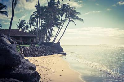Poster featuring the photograph Kihei Maui Hawaii by Sharon Mau