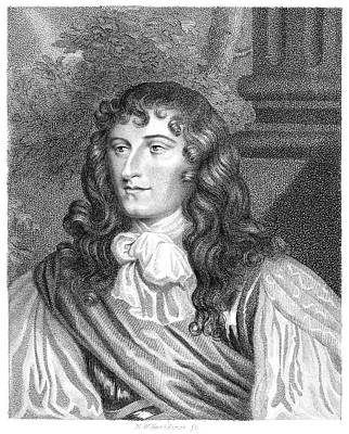 King James II Of England (1633-1701) Poster by Granger
