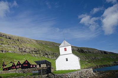 Kingdom Of Denmark, Faroe Islands Poster by Cindy Miller Hopkins