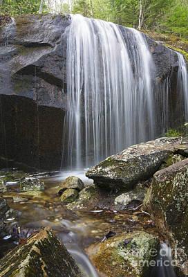 Porcupine Brook - Kinsman Notch New Hampshire Usa  Poster by Erin Paul Donovan