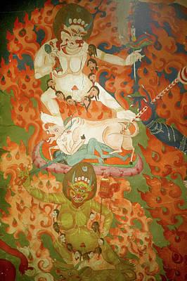 Ladakh, India The Interior Poster by Jaina Mishra