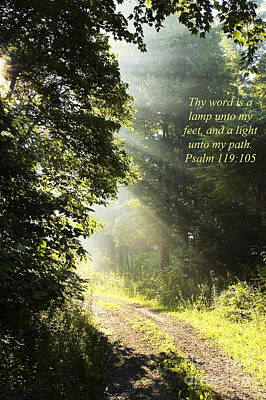 Light Unto My Path Poster