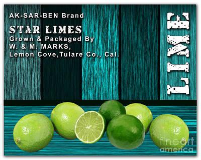 Lime Farm Poster