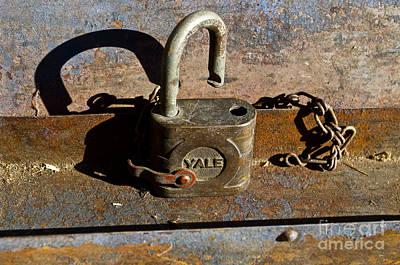 Lock Picking Poster