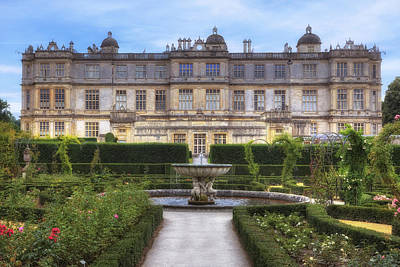 Longleat House - Wiltshire Poster by Joana Kruse