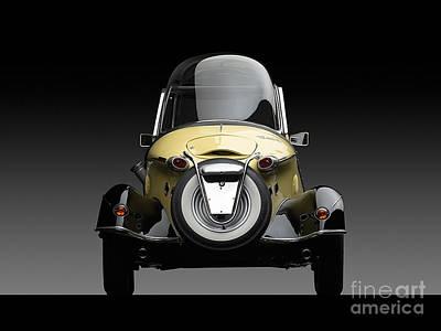 Messerschmitt 1957 Poster by Marvin Blaine