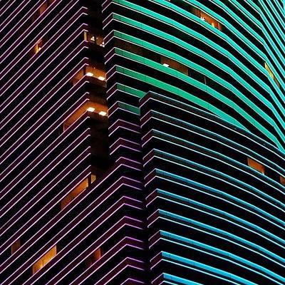 Miami Tower - Miami ( 1986 ) Poster
