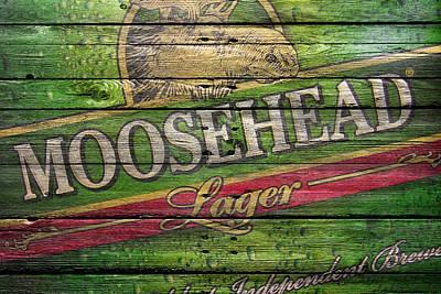 Moosehead Poster by Joe Hamilton