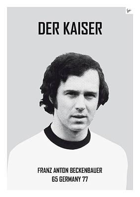 My Maradona Soccer Legend Poster Poster