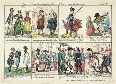 Napoleon Bonaparte Poster by British Library