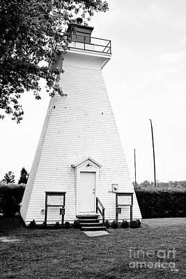 Niagara On The Lake Lighthouse Poster by Scott Pellegrin