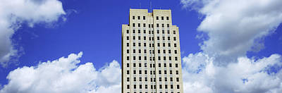 North Dakota State Capitol Building Poster by Panoramic Images