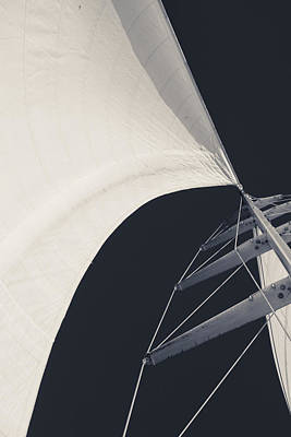 Obsession Sails 10 Poster by Scott Campbell