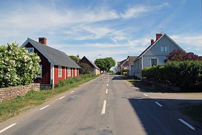 Oland Sweden Poster
