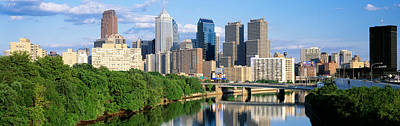 Philadelphia, Pennsylvania, Usa Poster by Panoramic Images