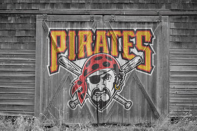Pittsburgh Pirates Poster by Joe Hamilton