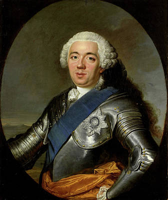 Portrait Of William Iv, Prince Of Orange Poster by Litz Collection