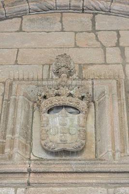 Portugal, Evora, St Poster