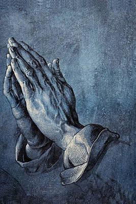 Praying Hands Poster by Albrecht Durer