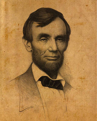 President Abraham Lincoln Poster by Retro Images Archive