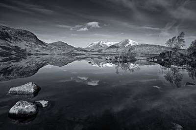 Rannoch Moor Poster by Stephen Taylor