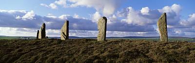 Ring Of Brodgar, Orkney Islands Poster