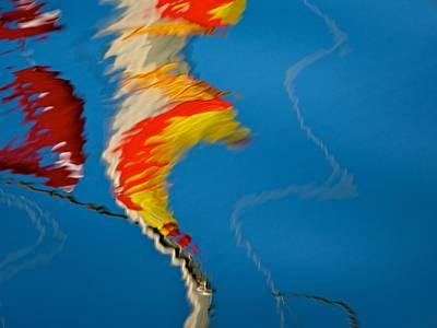 Rumba Flamenca Poster by Miek Boltjes