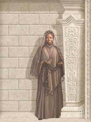 Saint Josephine Bakhita Poster by John Alan  Warford