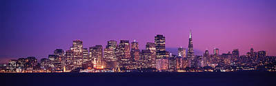 San Francisco, California, Usa Poster by Panoramic Images