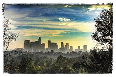 Scene @ Los Angeles Poster