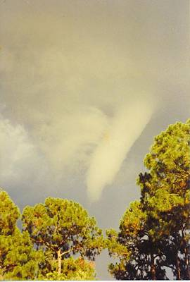 Skyscape - Tornado Formed Poster