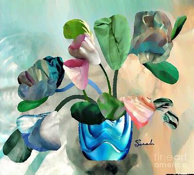 Soft Colors 2 Poster by Sarah Loft