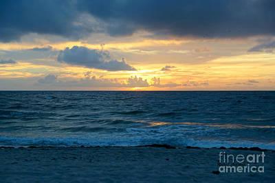 Sunrise In Deerfield Beach Poster