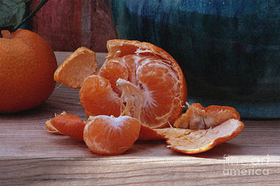 Tangerines Poster