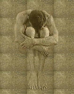 The Artist Poster by Kurt Van Wagner