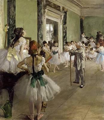 The Dance Class Poster