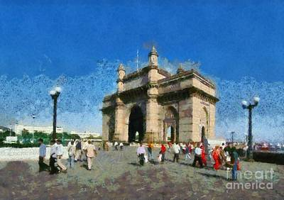The Gateway Of India Poster