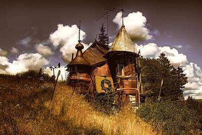 The Junk Castle Poster