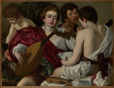 The Musicians Poster