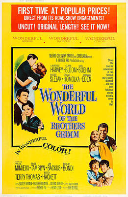 The Wonderful World Of The Brothers Poster
