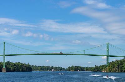 Thousand Islands International Bridge Poster