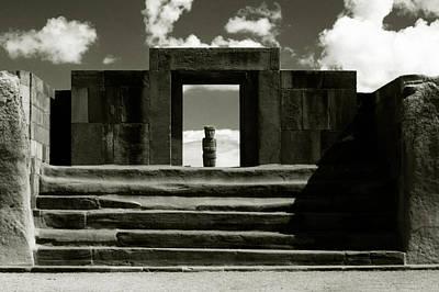 Tiwanaku Poster