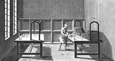 Tobacco, 18th Century Poster