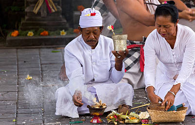 Traditional Dance - Bali Poster