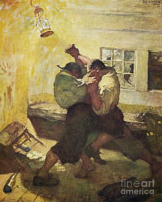 Treasure Island, 1911 Poster by Granger