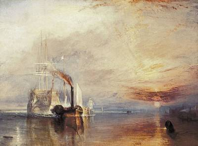 Turner, Joseph Mallord William Poster