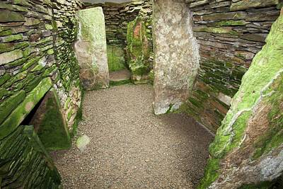 Unstan Chambered Cairn  Poster